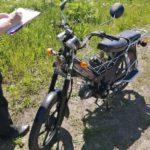 В Зуевском районе после ДТП госпитализирован 70-летний водитель мопеда