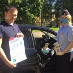 В Кирове автоинспекторы организуют мобильные консультационные пункты по безопасной перевозке детей в автомобиле