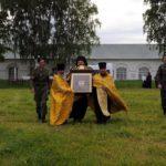 Икону Николая Чудотворца доставили в Великорецкое