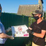 В Кирове автоинспекторы проводят миниликбезы дорожной безопасности с садоводами