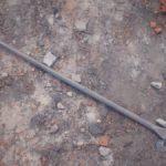 В Зуевском районе мужчина в ходе ссоры убил своего приятеля ломом