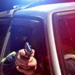 В Кировской области инспекторы применили оружие, чтобы остановить пьяного водителя «ВАЗа»