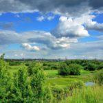 В первый день лета в Кировской области будет переменная облачность и +12°С