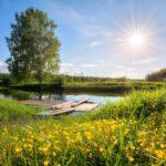 В среду на территорию Кировской области придет относительное потепление
