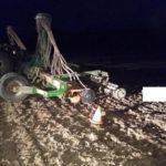 В Зуевском районе бесправник на тракторе задавил мужчину в поле