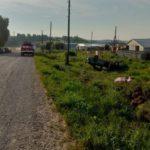 В Малмыжском районе в результате ДТП погиб 25-летний молодой человек