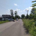 В Мурашах водитель «Гранты» сбил велосипедиста: 46-летний мужчина госпитализирован