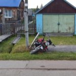 В Мурашинском районе в ДТП погиб 17-летний мотоциклист