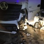 В Свечинском районе столкнулись грузовик и «Киа Рио»: пострадали два человека