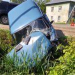 В Зуевке в результате тройного ДТП пострадал 48-летний мужчина