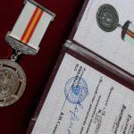 Сотрудник Кировэнерго награжден медалью «За содействие донорскому движению»