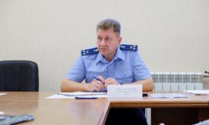 Андрей Оборок официально возглавил прокуратуру Кировской области