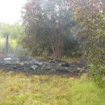 Жительница Орлова заживо сожгла своего бывшего сожителя