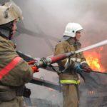 В Фаленках на пожаре в доме погибли три человека