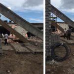Спасенного из-под завалов ТЦ в Зуевке строителя доставят в Киров на вертолете
