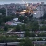 В Кирове мужчина запускал фейерверки с крыши движущегося поезда «Воркута – Адлер»