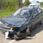 В Кирово-Чепецком районе в результате ДТП пострадали два человека