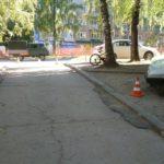 В Кирово-Чепецке водитель «ВАЗа» сбил 13-летнего велосипедиста