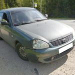 В Кирово-Чепецком районе пьяный водитель «Приоры» сбил пенсионера на пешеходном переходе
