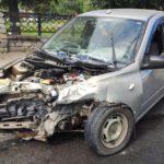 В Кирове столкнулись «Шевроле» и «Калина»: пострадали два человека