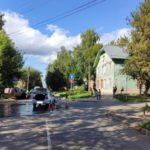 В Кирове в результате столкновения «Датсун» и «Киа» пострадали два человека