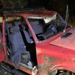 В Слободском районе водитель «ВАЗа» опрокинулся в кювет: госпитализирован один человек