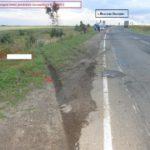 В Уржумском районе водитель «Калины» опрокинулся в кювет: пострадали три человека