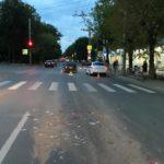 В Кирове столкнулись два «ВАЗа»: пострадал один человек