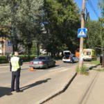 В Кирове водитель «Волги» сбил 8-летнего мальчика на пешеходном переходе