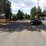В Яранске столкнулись «ВАЗ» и «Киа»: пострадал один человек