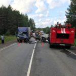 В ГИБДД сообщили подробности столкновения «Газели» и «Киа» на трассе Киров – Слободской