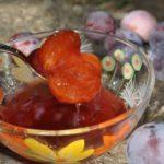Варенье из слив «как абрикосовое»