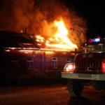 4 человека погибли 5 сентября в результате пожаров в Лузском и Кирово-Чепецком районах