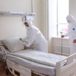 За последние сутки в Кировской области от коронавируса скончался один человек