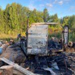 За сутки в Кировской области на пожарах погибли три человека