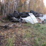 В результате ДТП в Кикнурском районе пострадали два человека