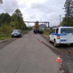 В Мурашинском районе в тройном ДТП пострадали два человека
