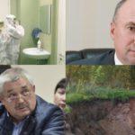Итоги недели: коронавирус, суд над депутатом Заксобрания Кировской области и провалившийся под землю дом
