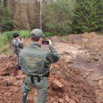 По факту массовой гибели рыбы в реке Коса возбуждено уголовное дело