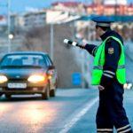 В Кирове для остановки пьяного автомобилиста сотрудникам ГИБДД пришлось применить оружие