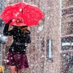 23 октября в Кировской области ожидаются снег и дождь