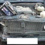 В Кирове в результате ДТП пострадал водитель иномарки