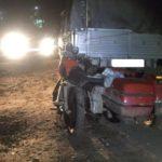 В Котельничском районе водитель мотоцикла врезался в УАЗ: пострадали два человека