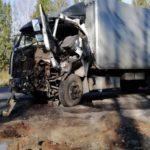 В Слободском районе в результате ДТП госпитализирован водитель «МАЗа»