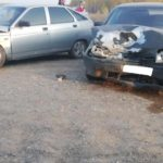 В Вятскополянском районе столкнулись два «ВАЗа»: пострадали два человека