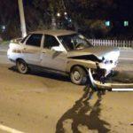 В Яранске в результате ДТП пострадала женщина-водитель «Калины»