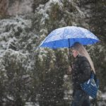 На выходных в Кировской области ожидается мокрый снег и -2°С