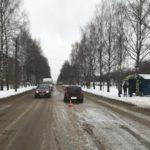 В Кирове водитель «Рено» сбил 8-летнюю девочку на пешеходном переходе