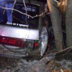 В Кирово-Чепецком районе водитель «ВАЗа» вылетел в кювет и врезался в дерево