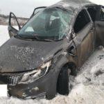 В Кирове в результате ДТП пострадали четыре человека